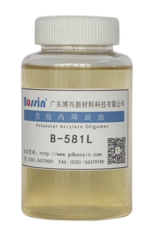聚酯型丙烯酸酯 B-581L